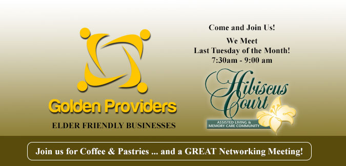 Golden Providers Monthly Meeting