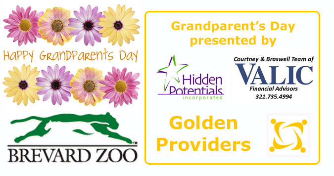 Grandparent's Day at Brevard Zoo