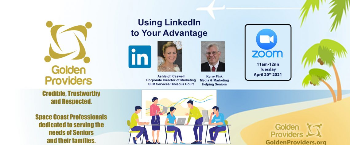 Use LinkedIn to Your Advantage