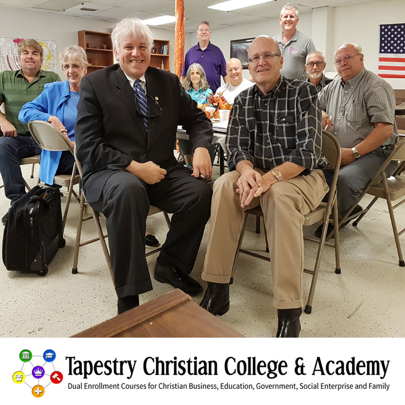 Tapestry Christian College Faculty