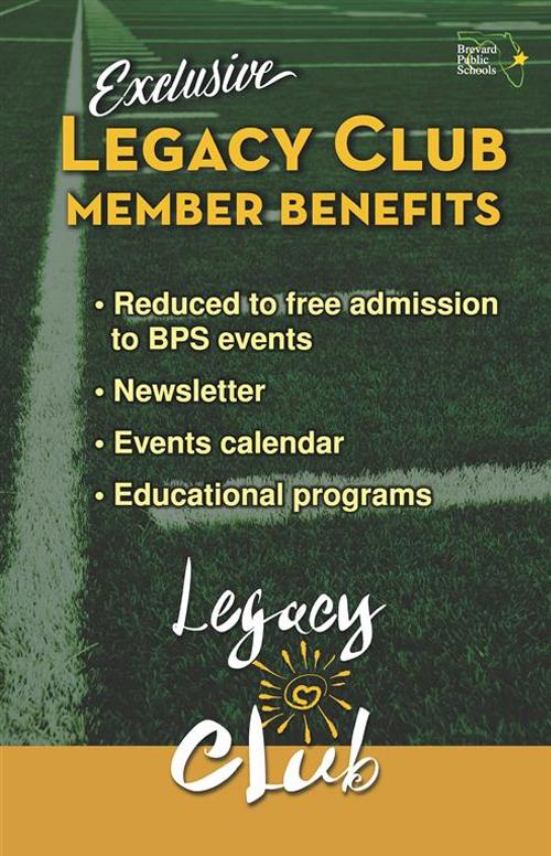 Brevard Public Schools Legacy Club