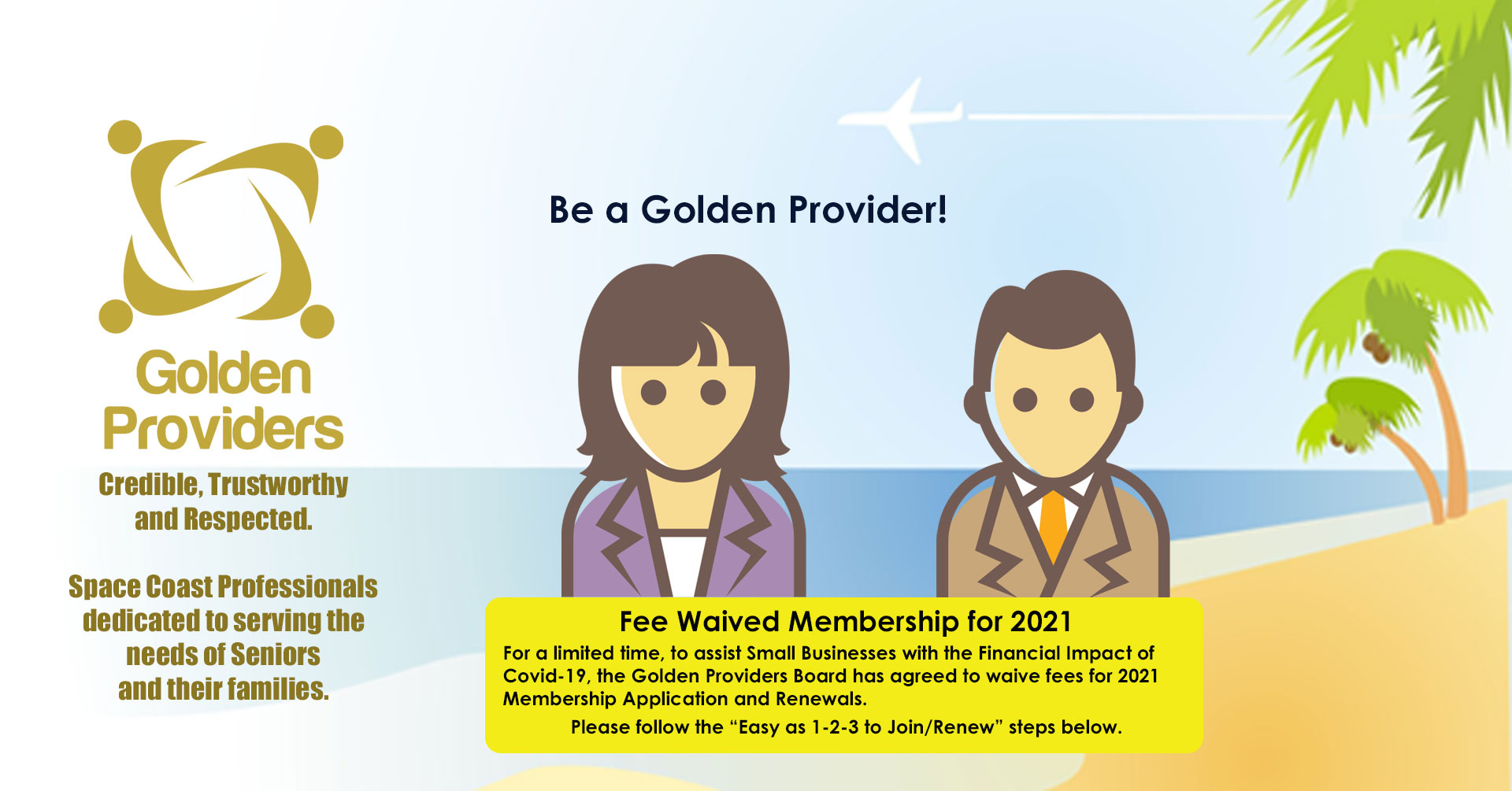 Be Golden Fee Waive Program