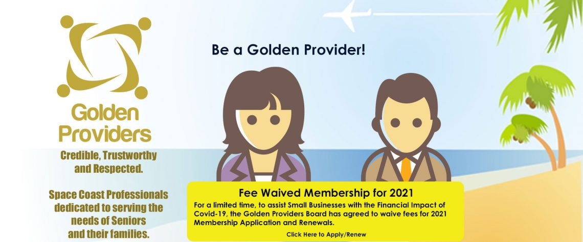 Be Golden Fee Waive Program